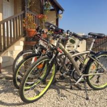 vélos gite bourgogne beaune vélo