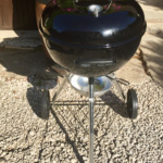 Notre barbecue Weber